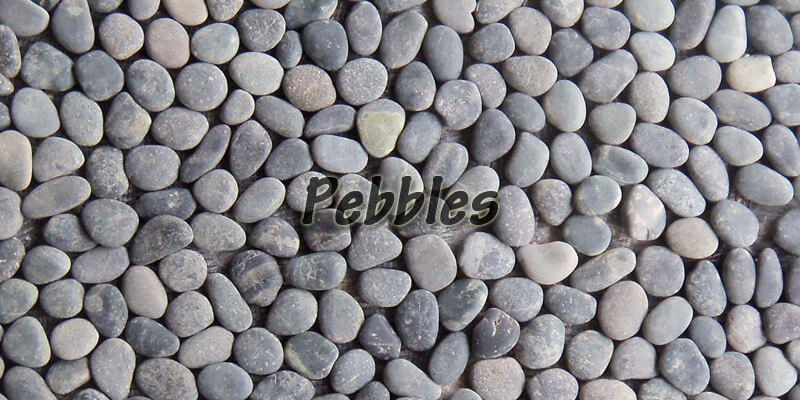 menu pebbles