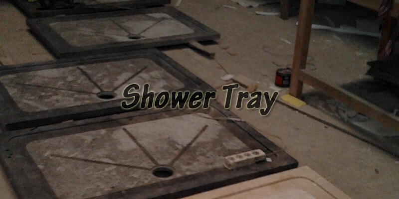 menu shower tray